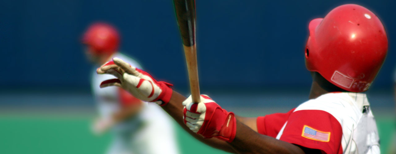 Sports Hernia Baseball